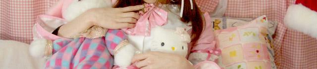 ピンクなロリィタ(3)